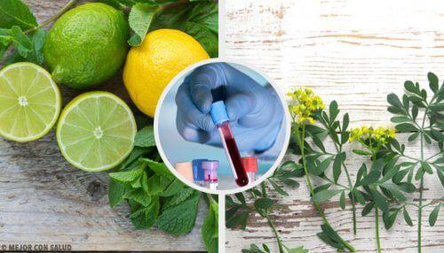 卡魯林:芸香和檸檬的自然療法