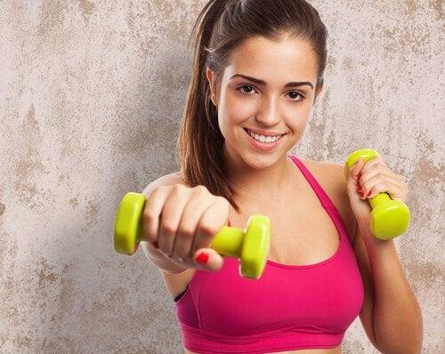 四週內改變身材的7種運動