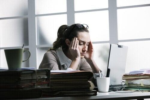 壓力性頭痛