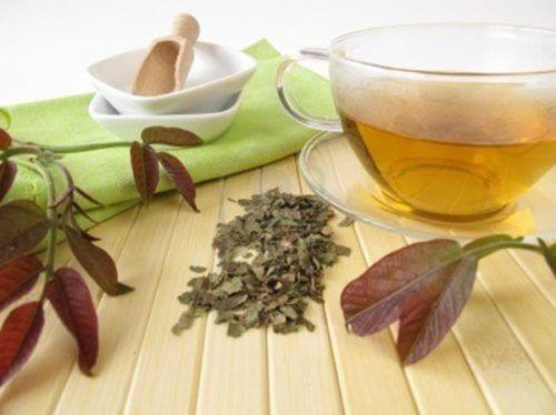 核桃樹皮茶