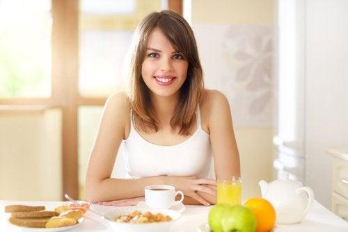 早餐吃得健康