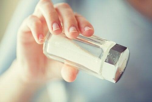 減少鹽份攝取