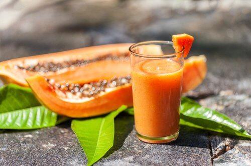 蘆薈木瓜療法