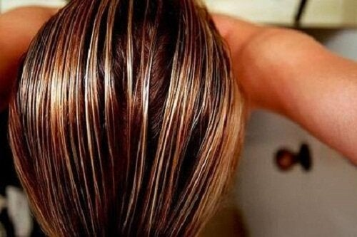 中和油性髮質的髮膜