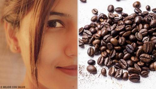 五款緊緻拉提的咖啡面膜