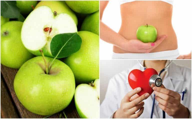 7個空腹吃青蘋果的理由