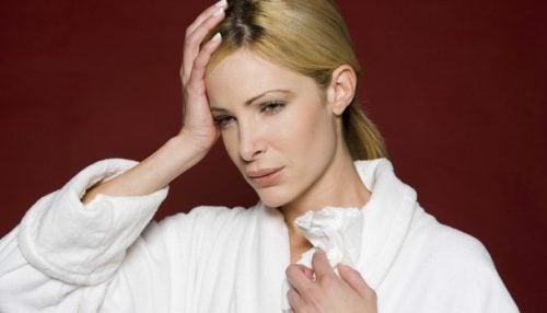 夜間頭痛是哪些原因造成的?