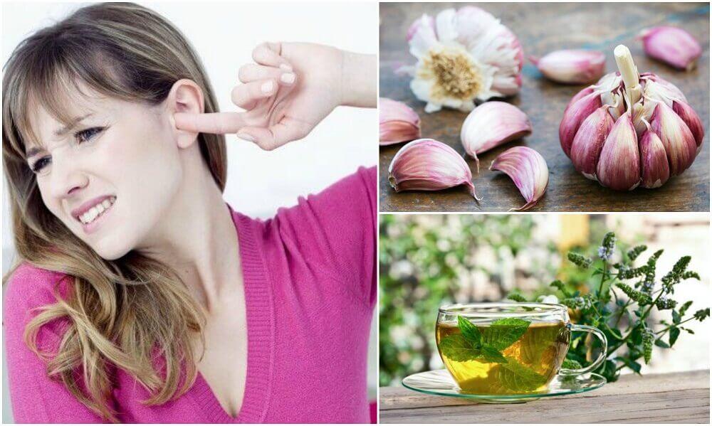 5種緩解耳鳴的自然療法