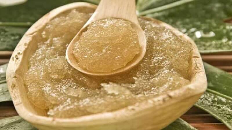 橄欖油和糖