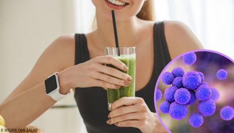 4種幫助清除毒素的果昔
