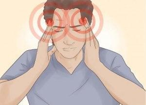 壓力性頭痛的症狀與秘訣