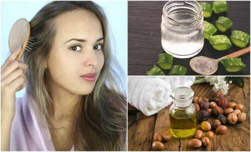 5種改善頭髮稀疏的自然療法