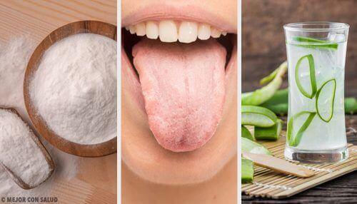 8種解決舌苔發白的自然療法