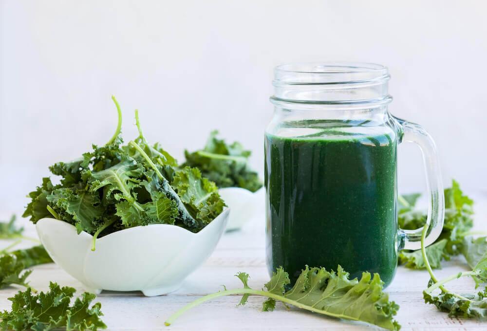 陰道異味-葉綠素