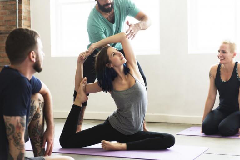 幫助你迅速瘦身的瑜珈式