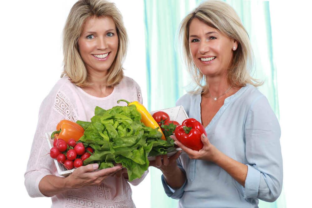 停經期減重飲食的5項關鍵