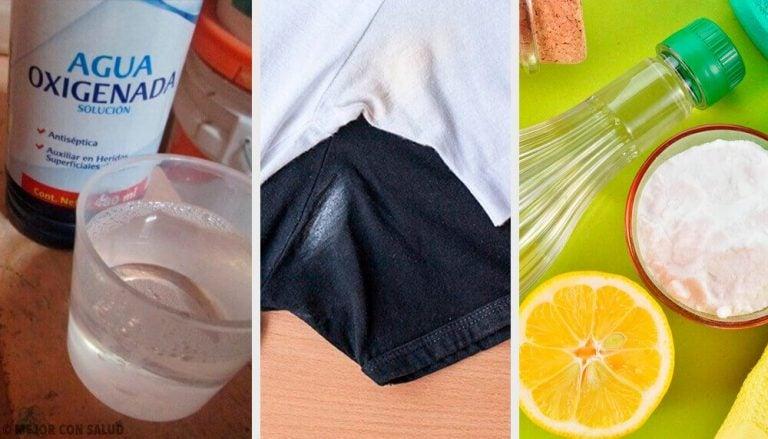 6種清除衣服上制汗劑污漬的方法