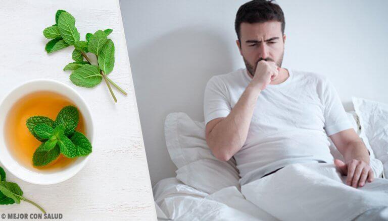 治咳嗽的5種茶