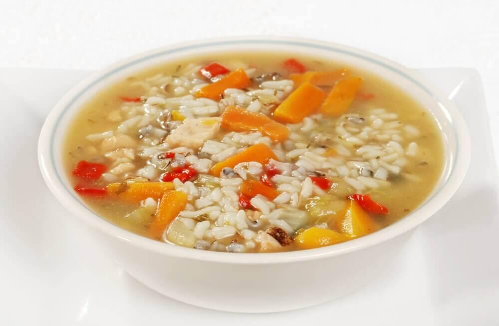 從腹瀉恢復身體的3種湯