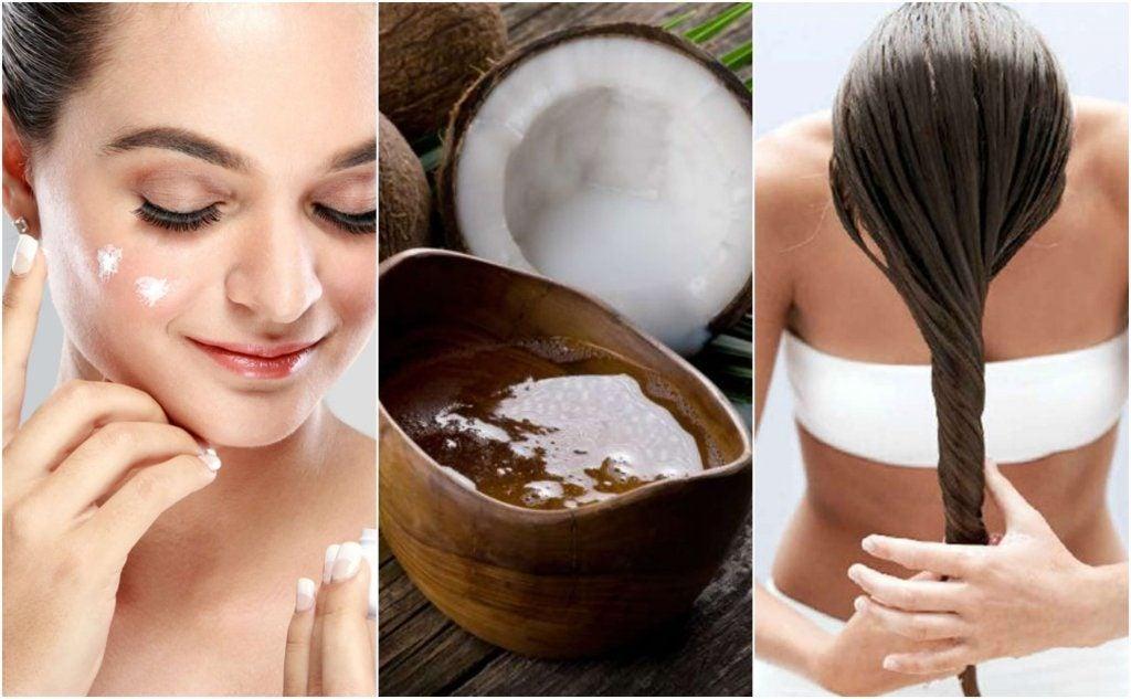 探索椰子油的5種絕佳美妝用途