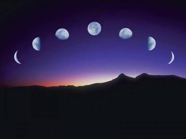 月亮如何影響人類?