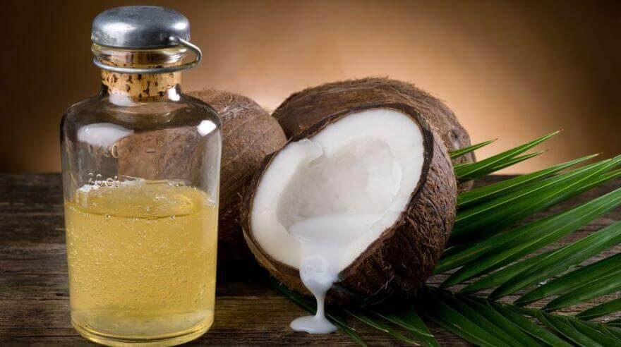椰子油護理