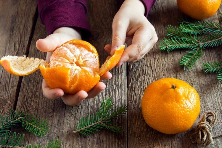 你知道六種應該把橘子納入膳食中的理由嗎?