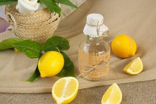 檸檬蘋果醋