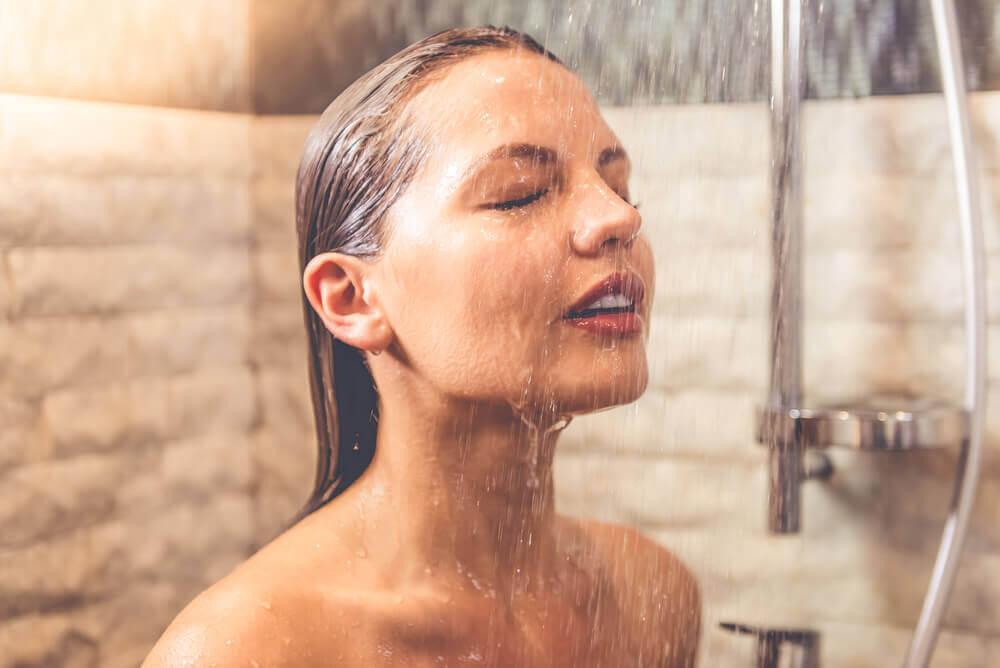 早上沖冷水澡的7項意外優點