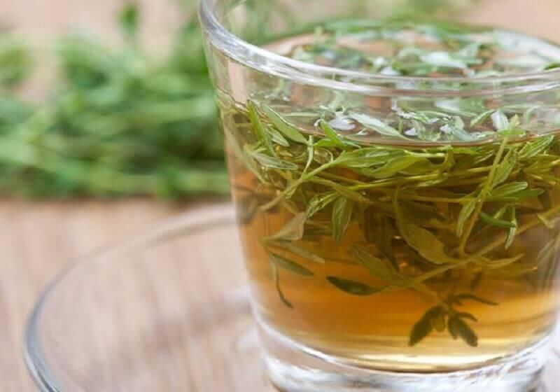 百里香茶1