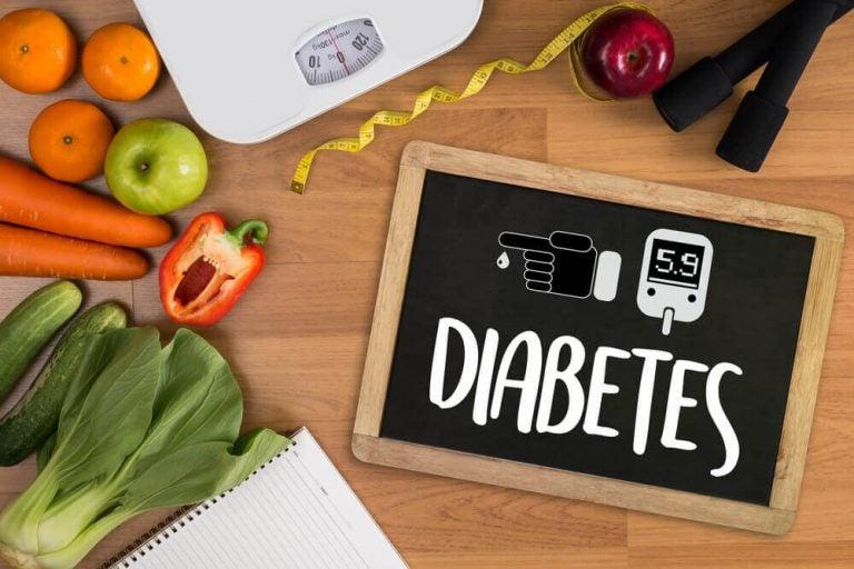 糖尿病患者的健康減重飲食