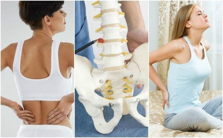 背痛的8種醫學成因