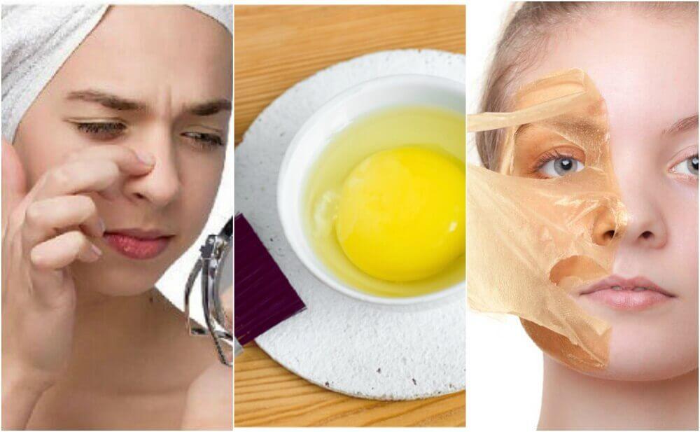 試試這5種雞蛋面膜,讓你的肌膚更美麗