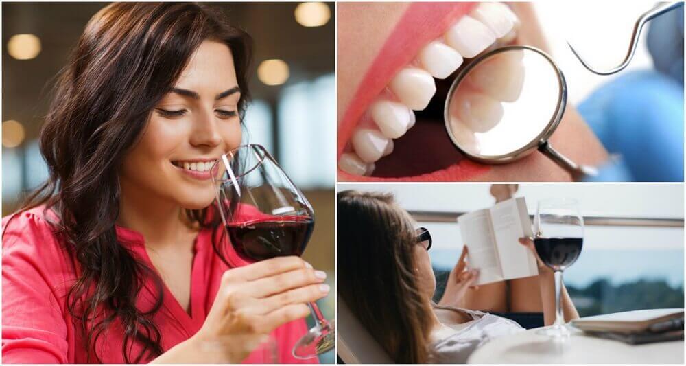 適度飲用紅酒的8種理由