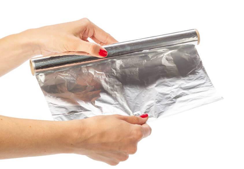 你不知道你可以用鋁箔紙做的7件事