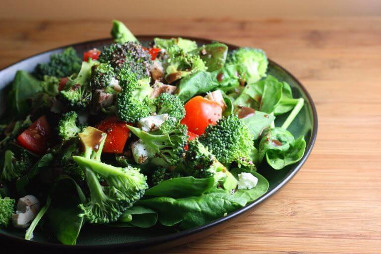 青花菜沙拉