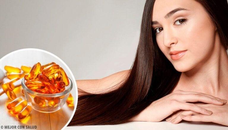 頭髮生長的6種關鍵維生素