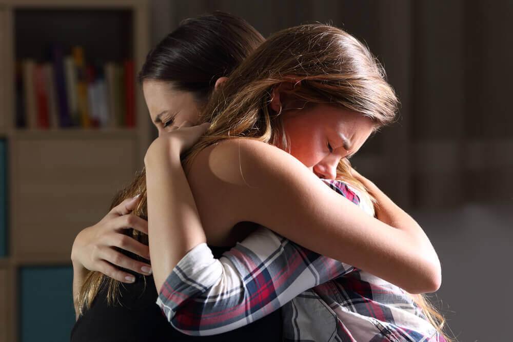 如何克服悲傷的五個階段