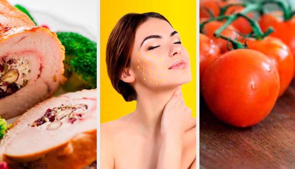 4種幫助膠原蛋白生成的食物