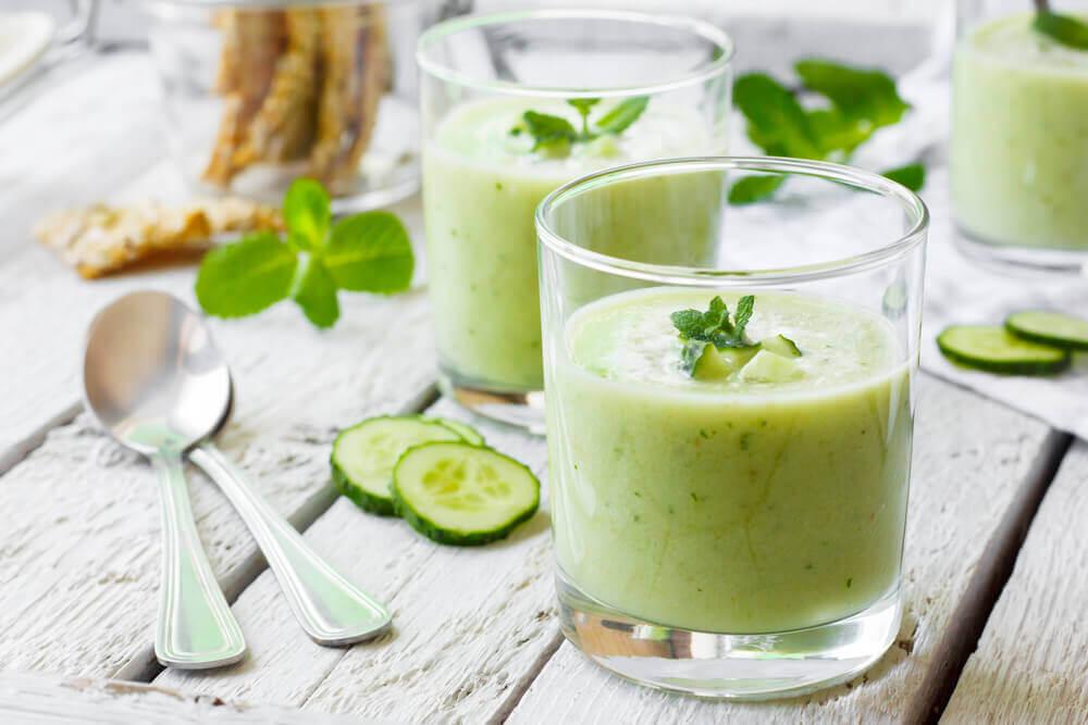 黃瓜汁的好處