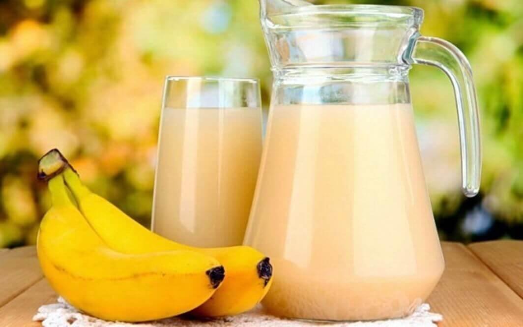 香蕉馬鈴薯汁