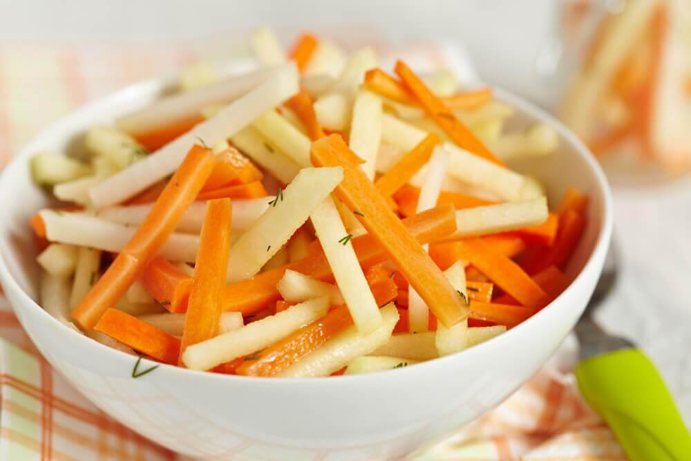 5種清潔大腸的排毒沙拉