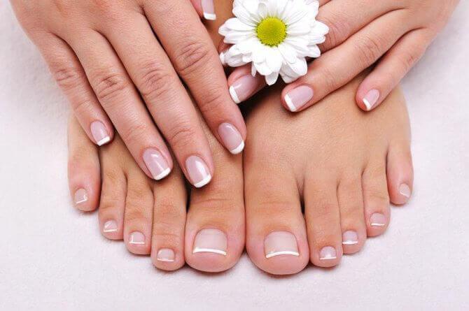 指甲問題的天然療法