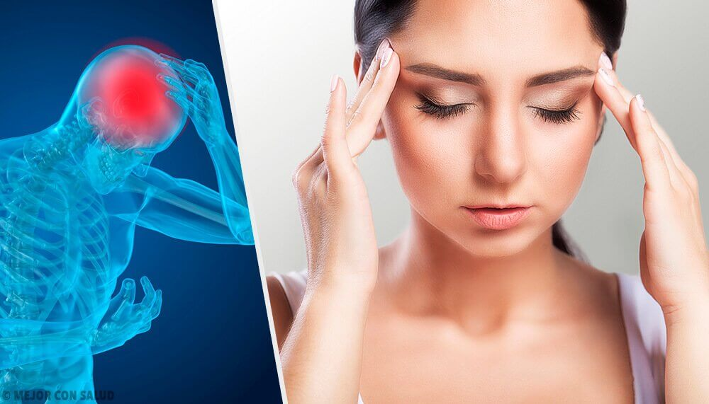 一般性頭痛的5種成因