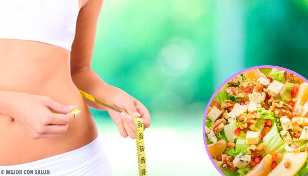 三種簡單的習慣幫你減重又不用餓肚子