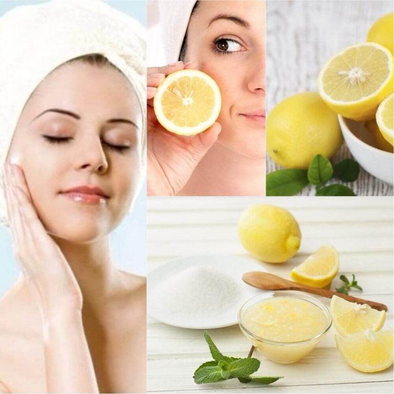 使用檸檬作為天然美妝品的6種方式
