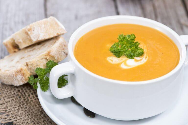 哪一種蔬菜濃湯是最健康的?
