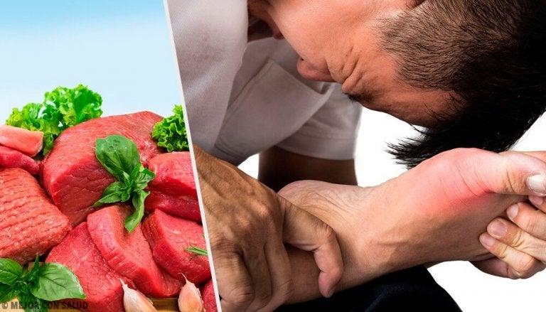 增加尿酸的7種食物