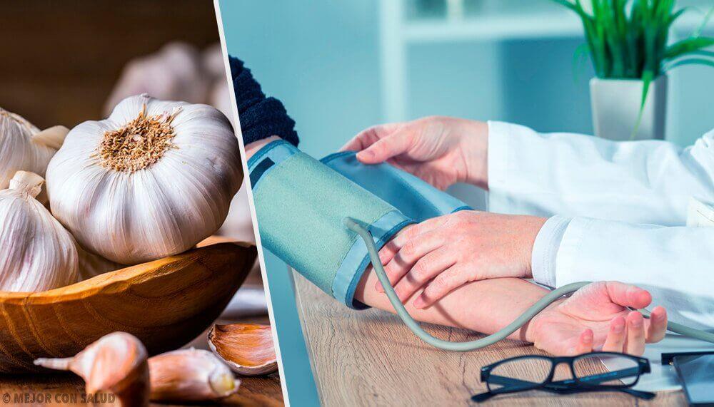 如何用蒜頭治療高血壓