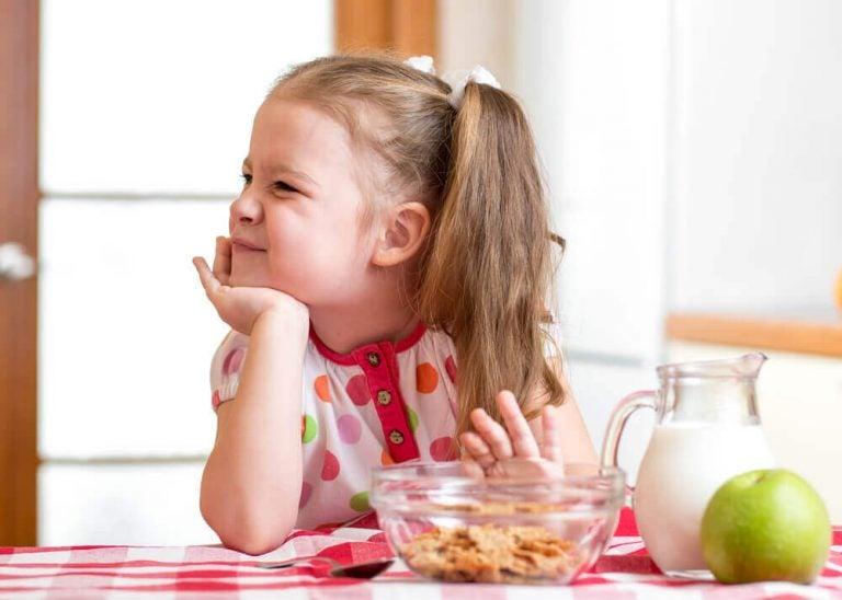 孩子食慾不佳的自然療法